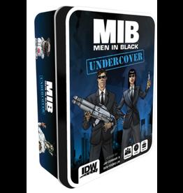 IDW Men In Black Undercover