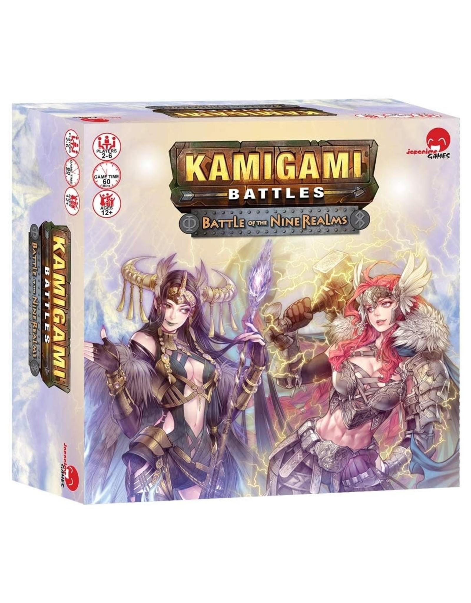 Japanime Games Kamigami Battles: Battle of the Nine Realms