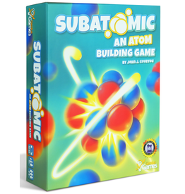 Genius Games Subatomic: An Atom Building Game