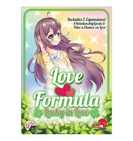 Japanime Games Love Formula: Lucky in Love