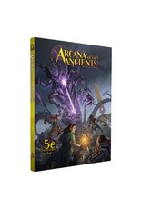 Monte Cook Games 5E: Arcana Of The Ancients