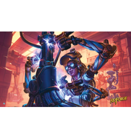 Fantasy Flight Games KeyForge: In the Lab Playmat