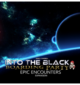 I Will Never Grow Up Into the Black: Epic Encounters Expansion