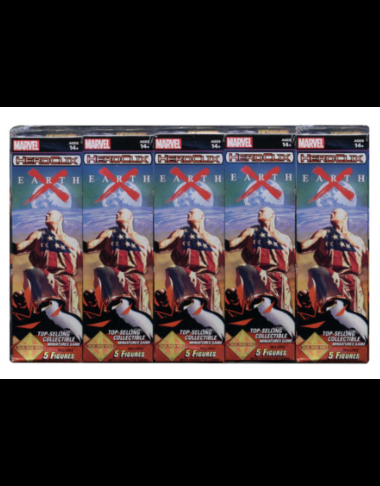Wizkids Marvel HeroClix: Earth X Booster Brick