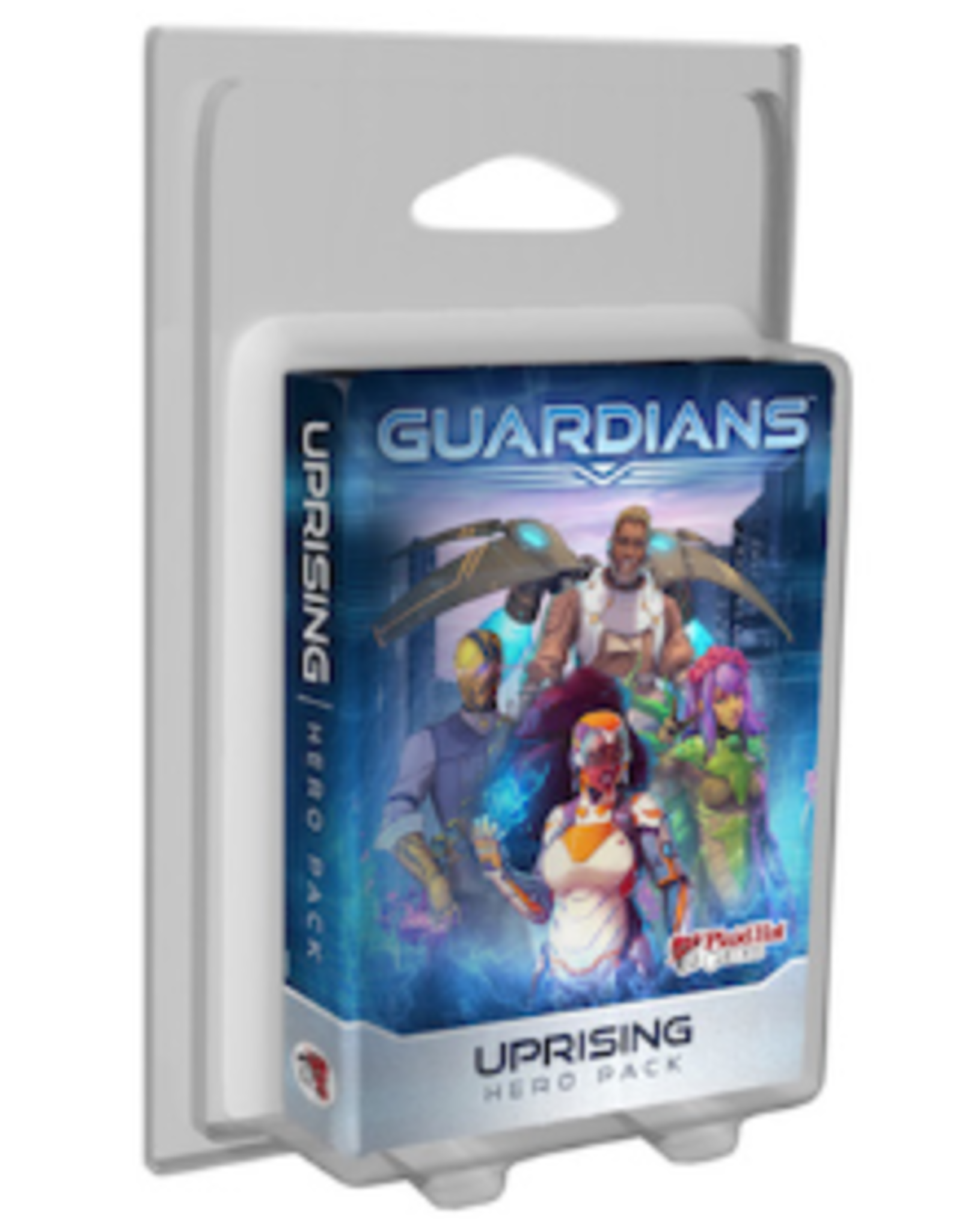 Plaid Hat Games Guardians: Hero Pack - Uprising Expansion