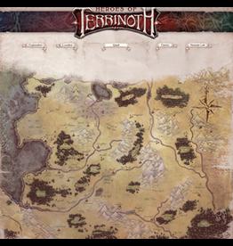 Fantasy Flight Games Heroes of Terrinoth: Gamemat
