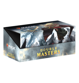 Wizards of the Coast PREORDER Magic: Double Masters Booster Box