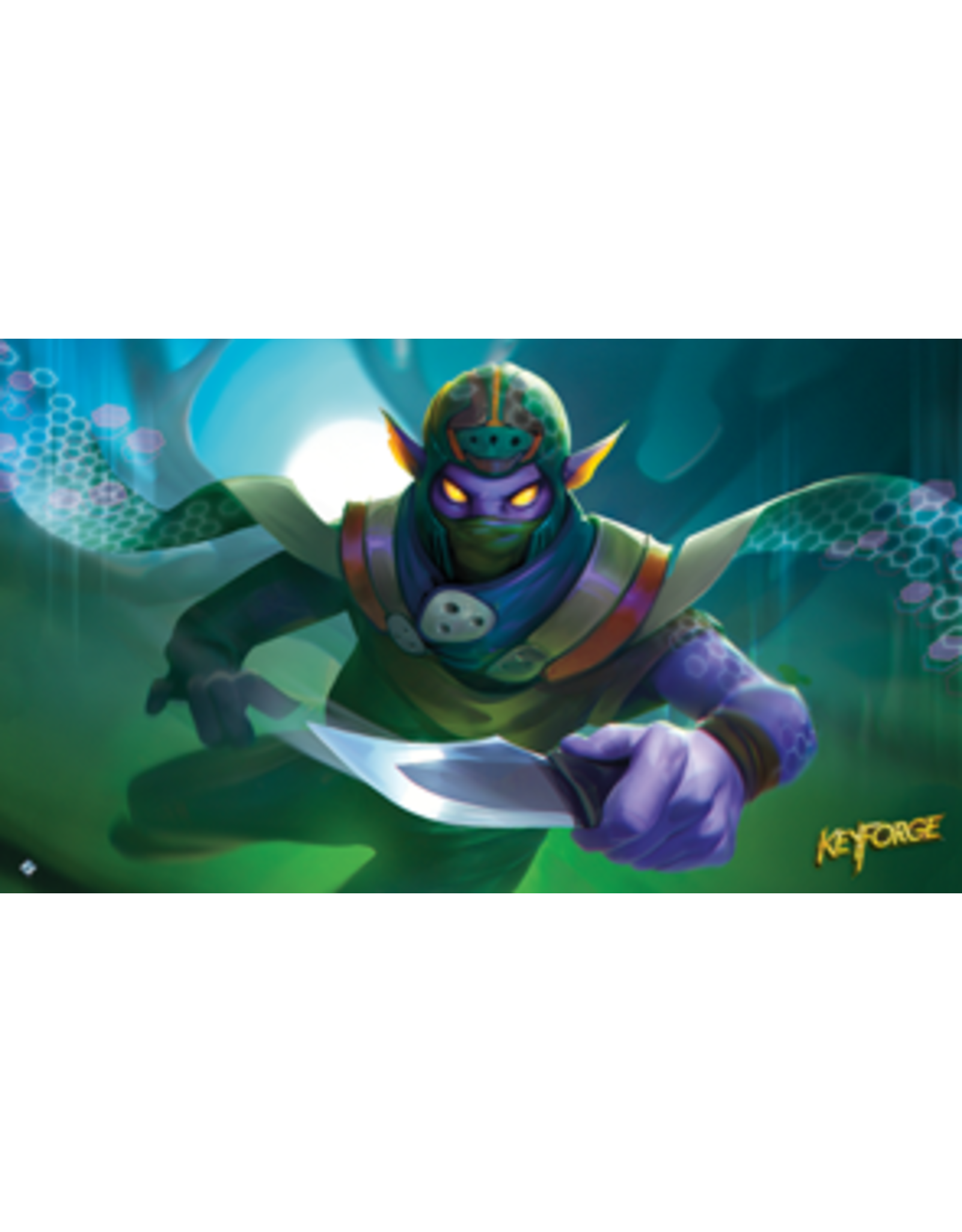 Fantasy Flight Games KeyForge: Call of the Archons - Finishing Blow Playmat