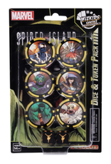 Wizkids Marvel HeroClix: Secret Wars - Battleworld Dice & Token Pack