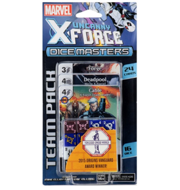 Wizkids Marvel Dice Masters: X-Force Team Pack