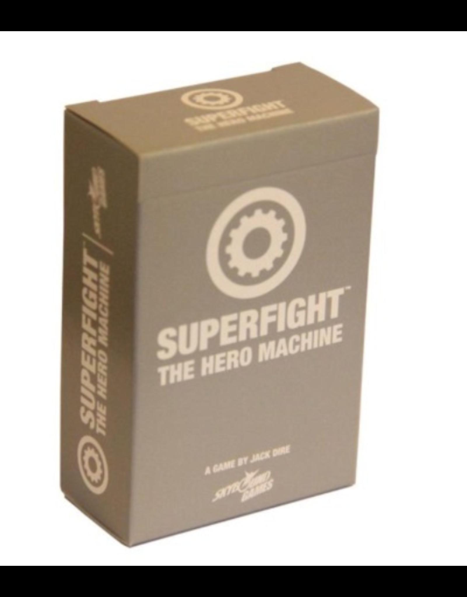 Skybound Games SUPERFIGHT: The Hero Machine