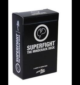 Skybound Games SUPERFIGHT: The Mindcrack Deck