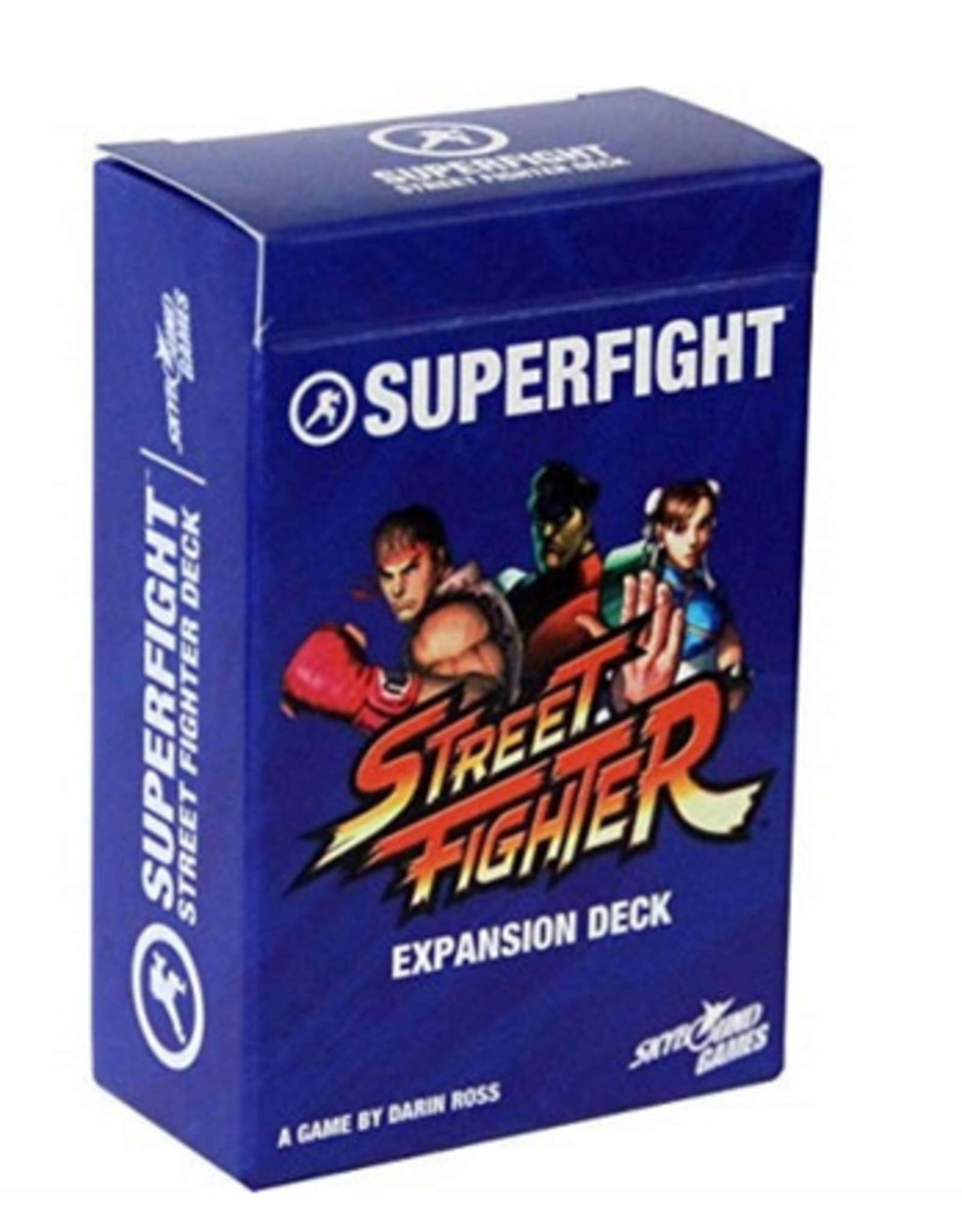 Skybound Games SUPERFIGHT: The Street Fighter Deck