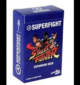 Skybound Games SUPERFIGHT: The Street Fighter Deck
