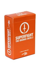 Skybound Games SUPERFIGHT: The Orange Deck 2