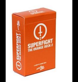 Skybound Games SUPERFIGHT: The Orange Deck 2