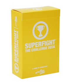 Skybound Games SUPERFIGHT: The Challenge Deck