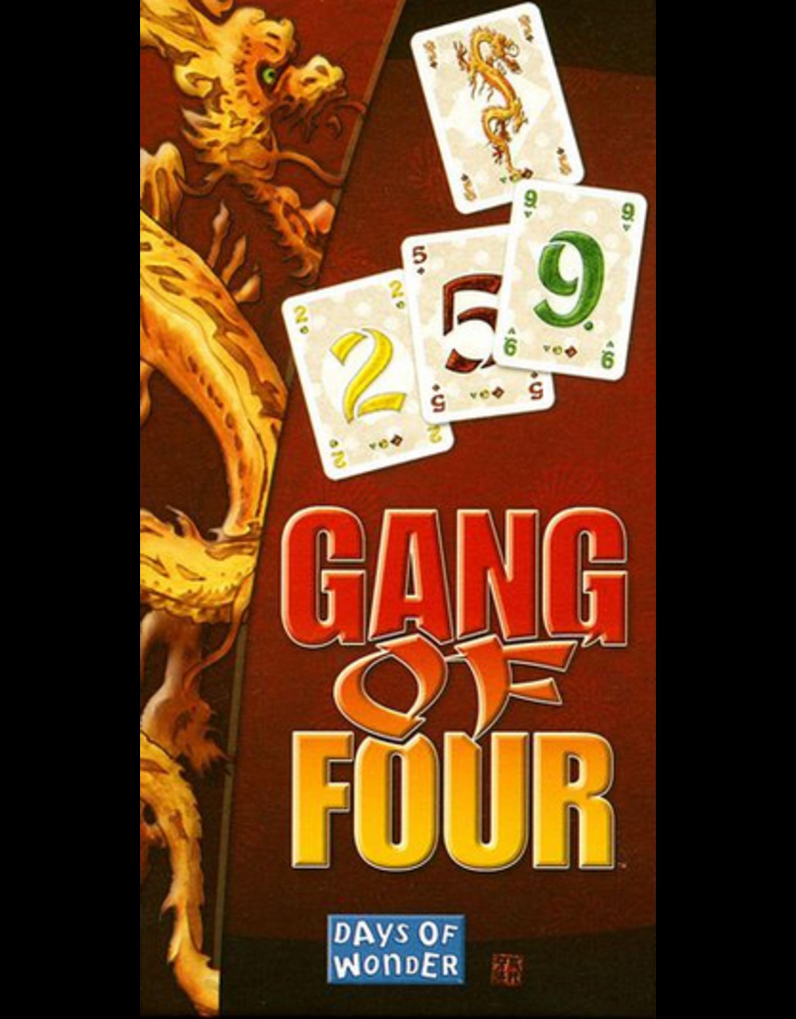 Days of Wonder Gang of Four