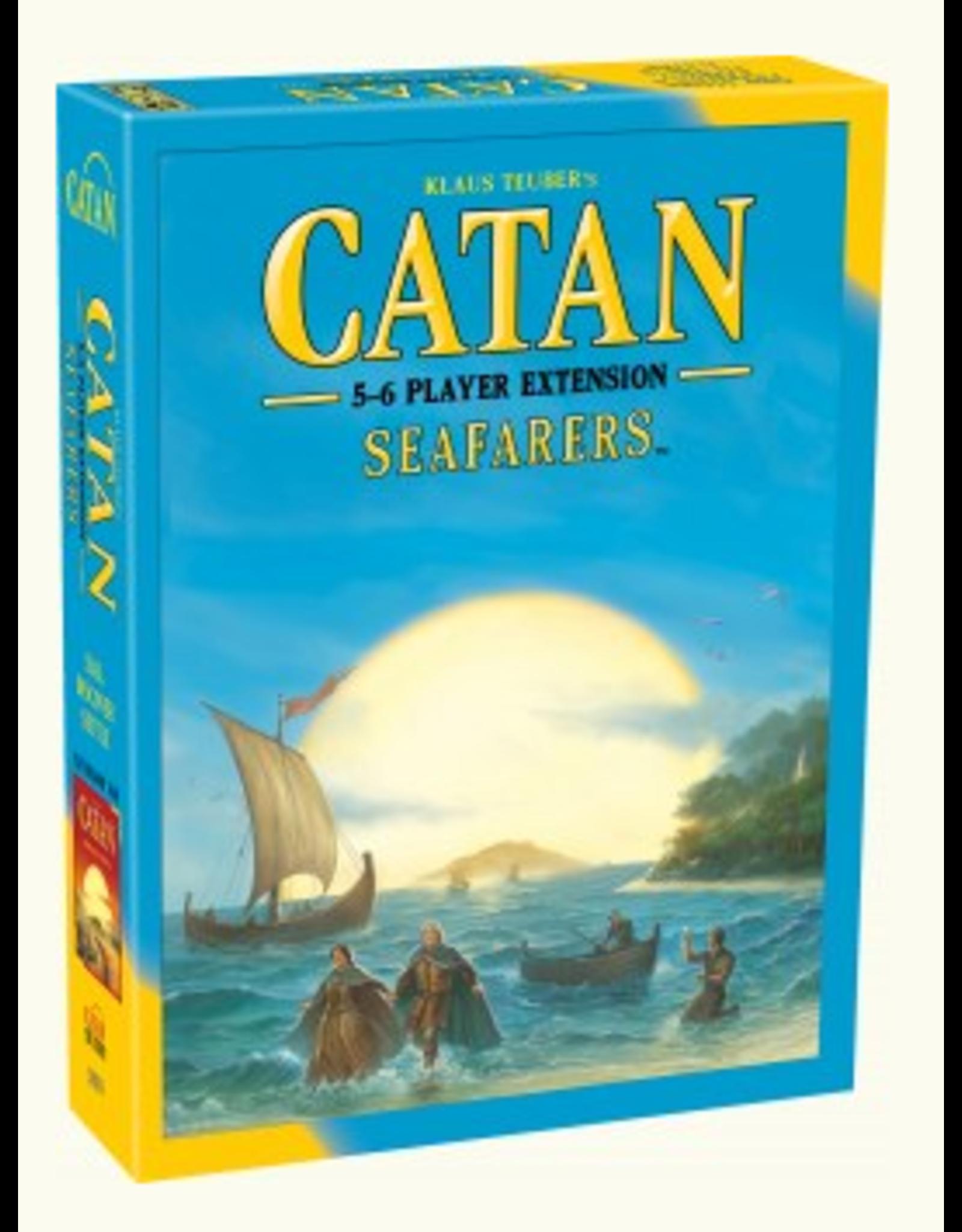 Catan Studios Catan: Seafarers 5-6 Player Extension