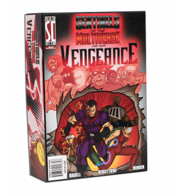 Greater/Than/Games Sentinels of the Multiverse: Vengeance
