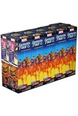 Wizkids Marvel HeroClix: Fantastic Four Booster Brick