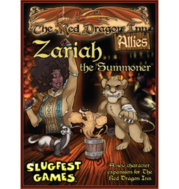 Slugfest Games Red Dragon Inn Allies: Zariah the Summoner