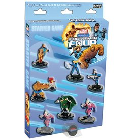 Wizkids Marvel HeroClix: Fantastic Four Fast Forces
