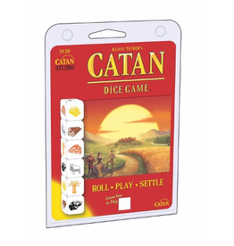 Catan Studios Catan Dice Game Clamshell Edition