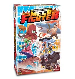 Wizkids Ultra Deluxe 2D Arcade Mega Fighter