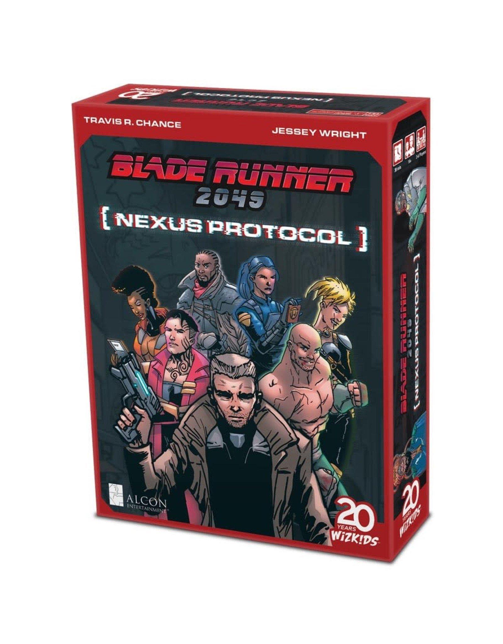 Wizkids Blade Runner 2049: Nexus Protocol
