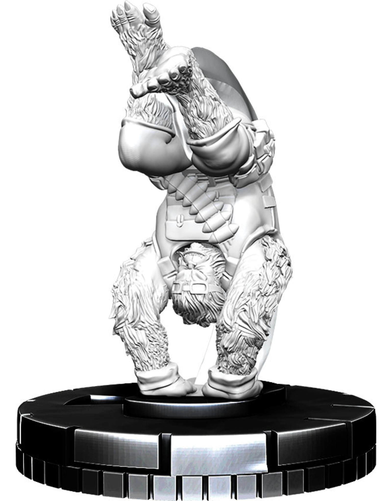 Wizkids Marvel Heroclix: Beast - Deep Cuts Unpainted Miniatures