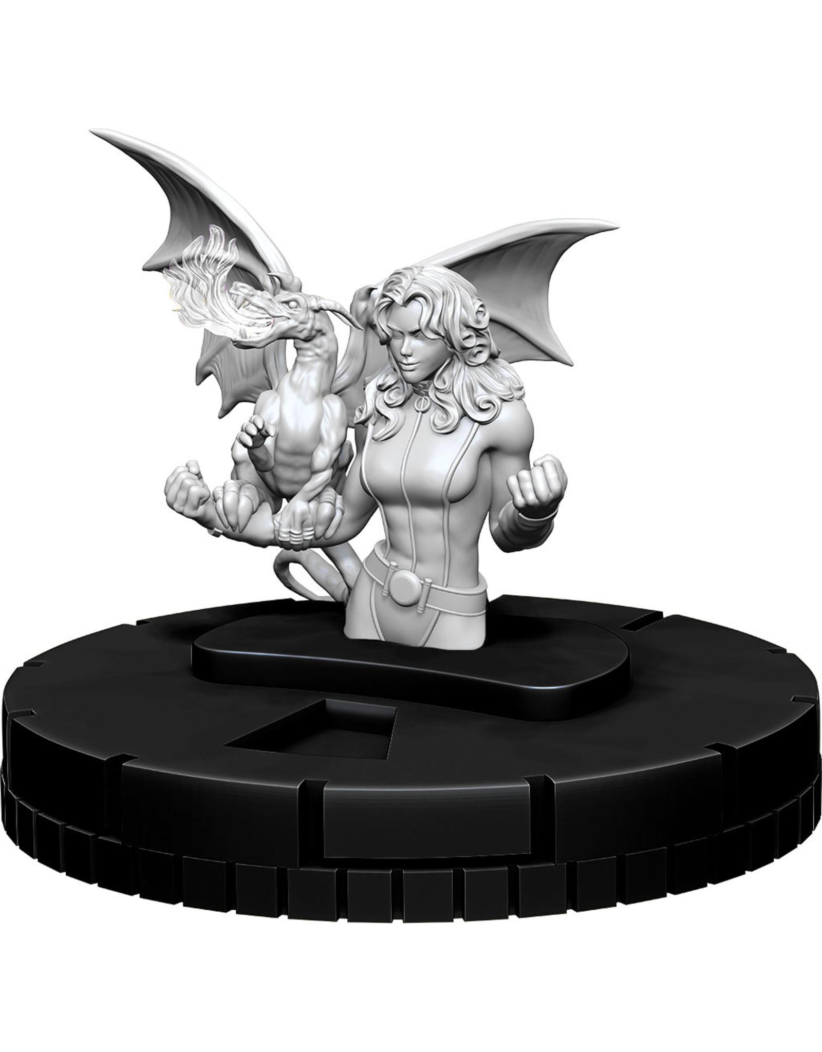 Wizkids Marvel Heroclix: Kitty Pryde - Deep Cuts Unpainted Miniatures