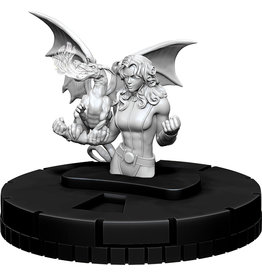 Wizkids Marvel Heroclix: Kitty Pryde - Deep Cuts Unpainted Miniatures