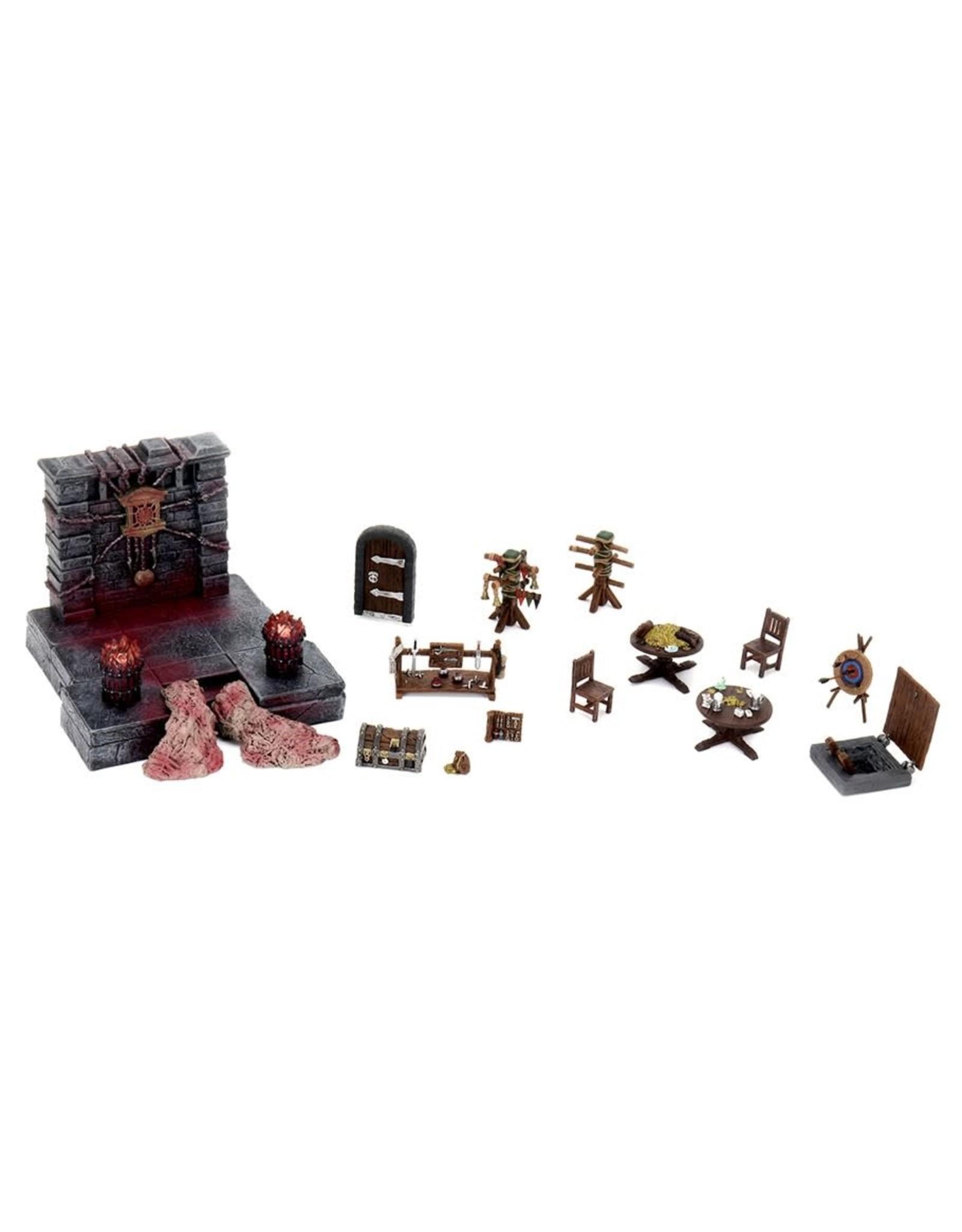 Wizkids Pathfinder Battles: Thieves Guild Premium Set