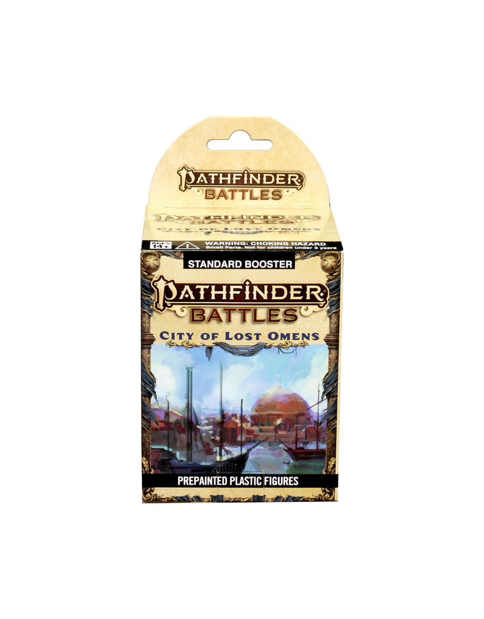 Wizkids Pathfinder Battles: City of Lost Omens Booster pack