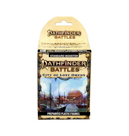 Wizkids Pathfinder Battles: City of Lost Omens Booster pack