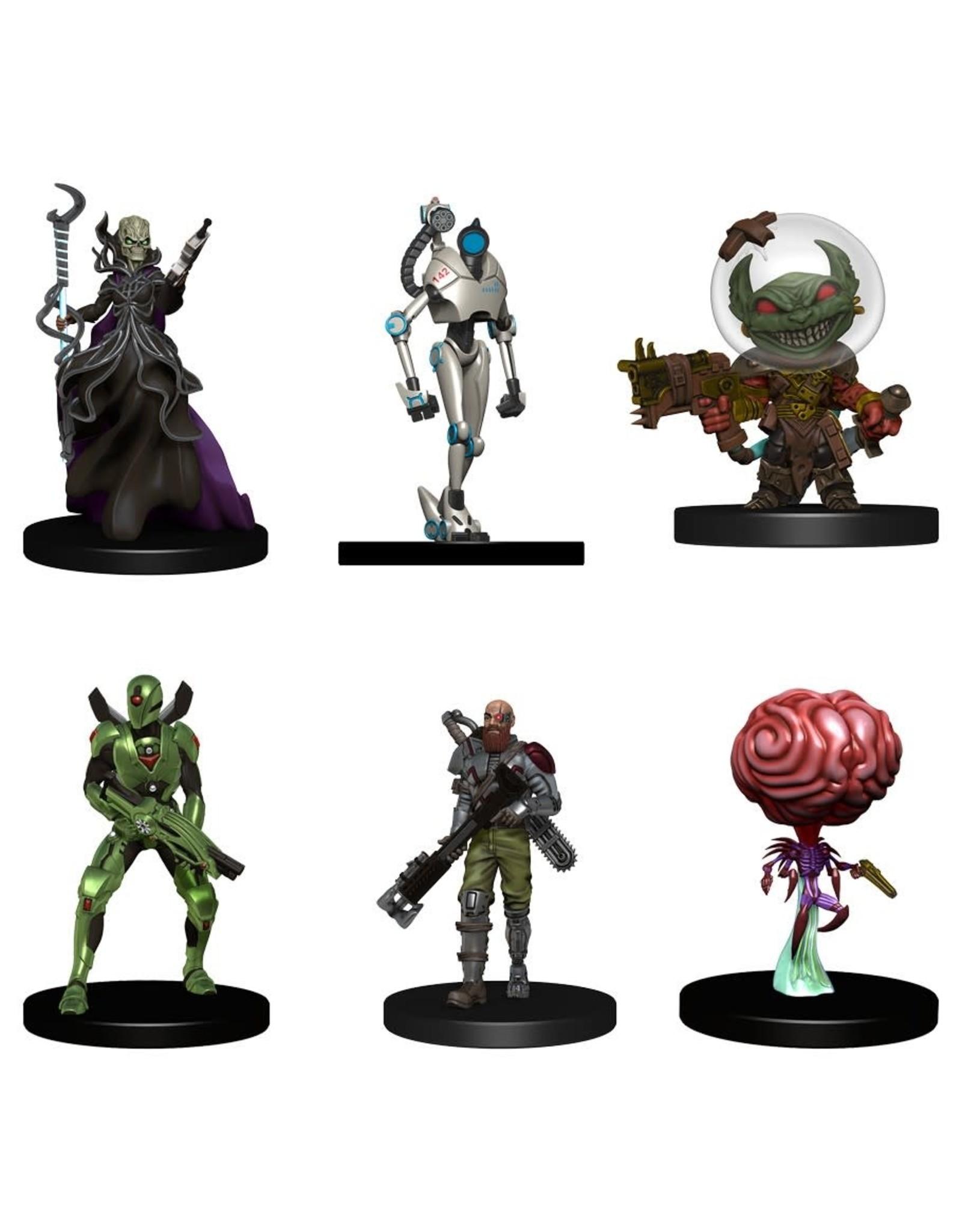 Wizkids Starfinder Battles: Galactic Villains