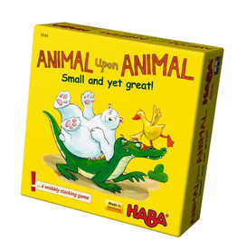 Haba Animal Upon Animal: Small Yet Great