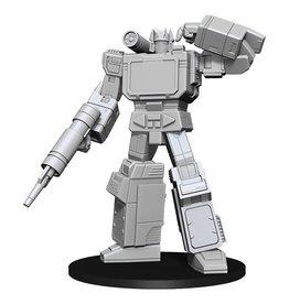 Wizkids Soundwave: Transformers Deep Cuts Unpainted Miniatures