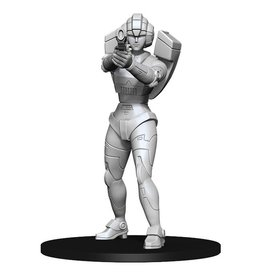 Wizkids Arcee: Transformers Deep Cuts Unpainted Miniatures