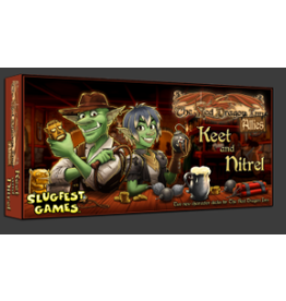 Slugfest Games Red Dragon Inn Allies: Keet and Nitrel