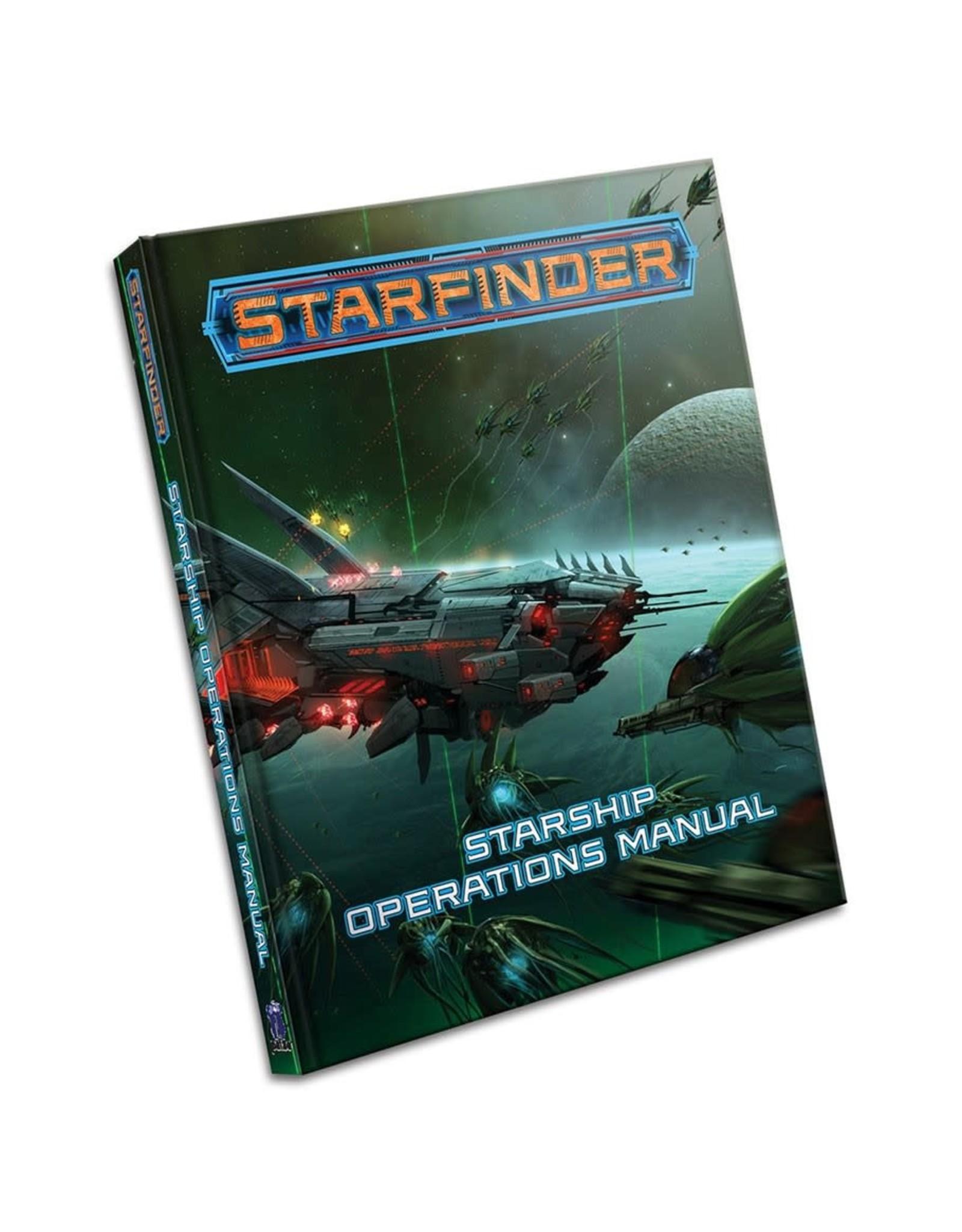 Pathfinder Starfinder: Starship Operations Manual