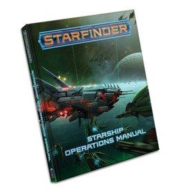 Pathfinder Starfinder RPG: Starship Operations Manual