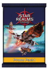 White Wizard Star Realms: Promo Pack 1