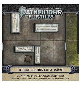Paizo Pathfinder RPG: Flip-Tiles - Urban Slums Expansion