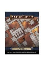 Paizo Pathfinder RPG: Flip-Mat - The Slithering