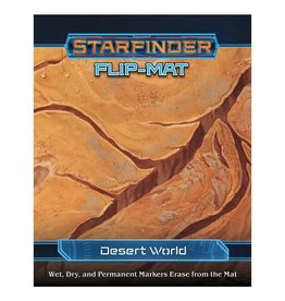 Paizo Starfinder Flip-Mat: Desert World