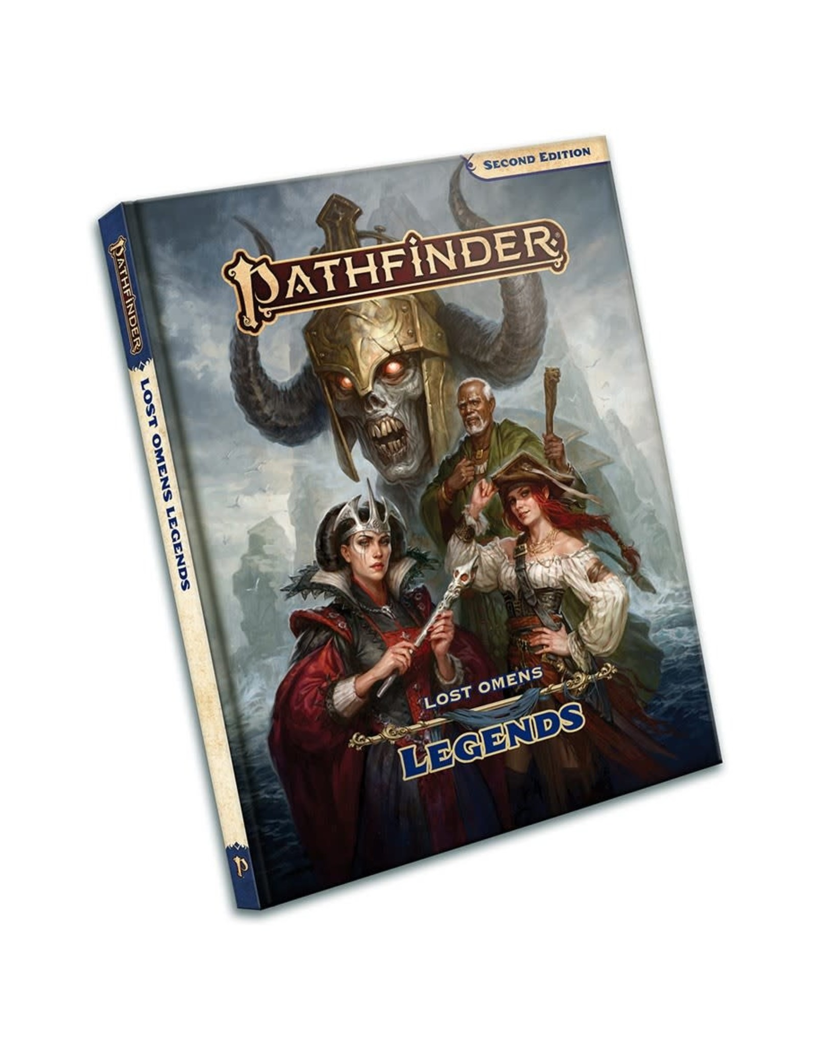 Paizo Pathfinder 2E: Lost Omens Legends