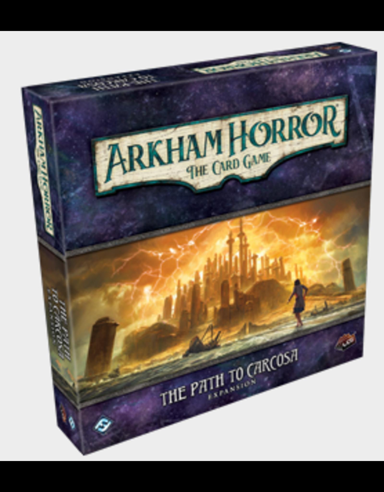 Fantasy Flight Games Arkham Horror LCG: Return to the Path to Carcosa