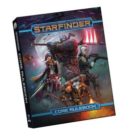 Paizo Starfinder: Core Rulebook Pocket Edition